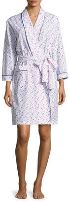 Sleepy Jones Isa Cotton Robe