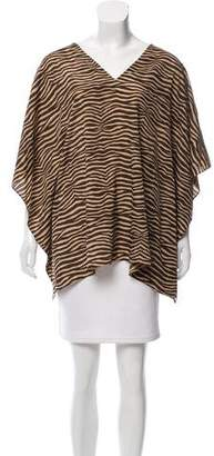 MICHAEL Michael Kors Dolman-Sleeve Top