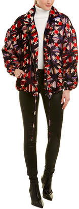 Isabel Marant Silk-Blend Jacket