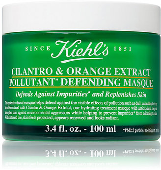 Kiehl's Since 1851 Women's Pollutant Purifying Masque 100ml $39 thestylecure.com