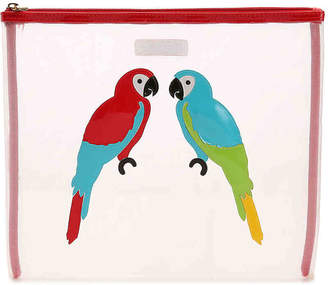 Lolo Lydia Parrots Cosmetic Bag - Women's