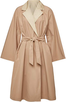 Max Mara Trench Coat with Cotton
