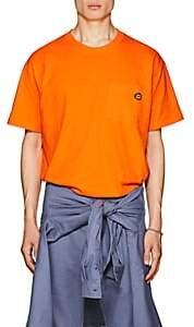 "Dickies CONSTRUCT Men's ""Beverly Hills"" Cotton T-Shirt - Orange"