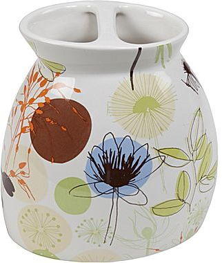 STUDY Creative Bath Nature Ceramic Toothbrush Holder