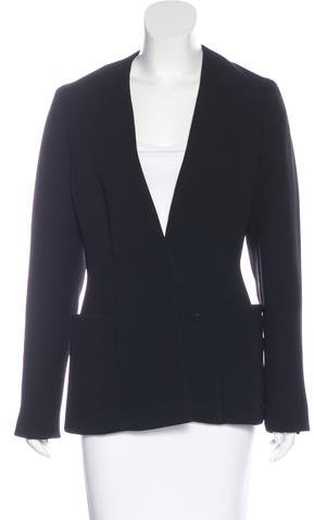 3.1 Phillip Lim 3.1 Phillip Lim Collarless V-Neck Blazer w/ Tags