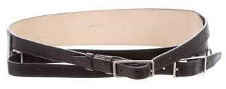 3.1 Phillip Lim Leather Waist Belt