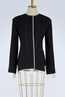 Jil Sander Eco wool jacket