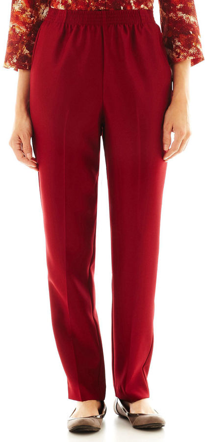 JCPenney Cabin Creek Pull-On Pants