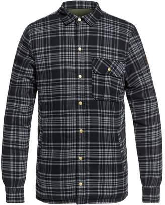 Quiksilver Wildard Plaid Jacket - Men's