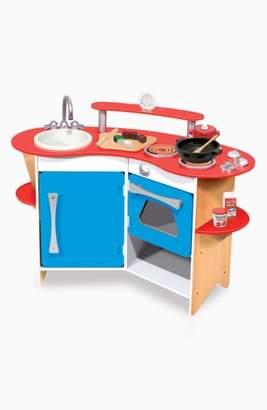 Melissa & Doug 'Cook's Corner' Wooden Play Kitchen