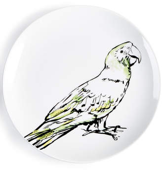 The Cellar Closeout! Tropicalia Parrot Salad Plate, Created for Macy's