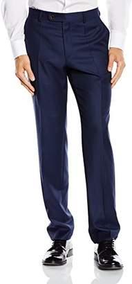 Roy Robson Men's Shape Fit Pleat-Front Suit Trousers,(Manufacturer Size: 48)