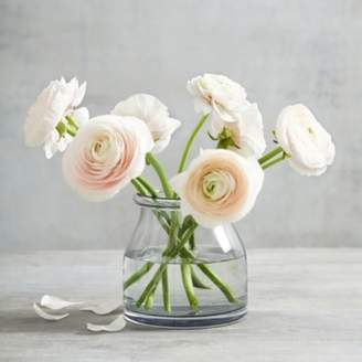 The White Company Smoked Aurelie Mini Vase