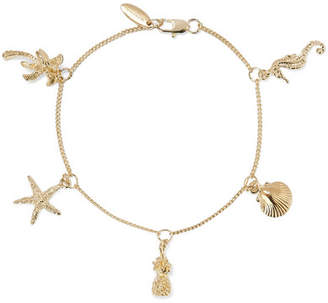 Zimmermann Tropical Charm Gold-plated Bracelet