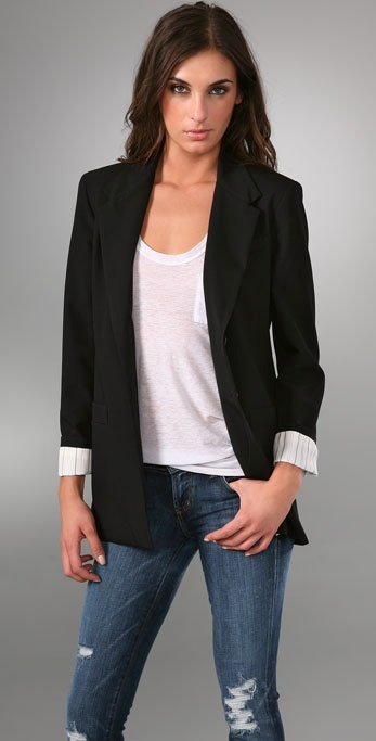 Bop Basics Boyfriend Jacket