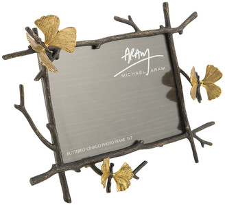 Michael Aram Butterfly & Ginkgo Photo Frame