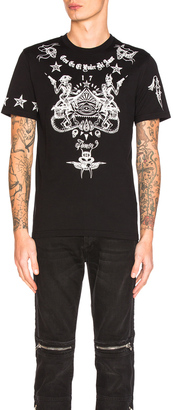 Givenchy Printed Tee $595 thestylecure.com