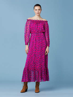 Diane von Furstenberg The Camilla Maxi Dress