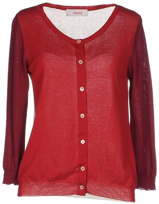JUCCA Cardigans $153 thestylecure.com
