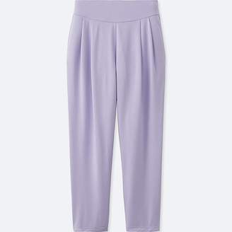Uniqlo Women's Airism Wide Tapered Pants