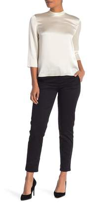 Vince Boyfriend Stretch Cotton Pants