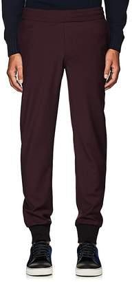 Paul Smith Men's Wool Jogger Trousers