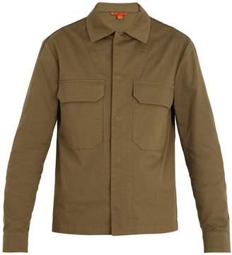 Barena VENEZIA Patch-pocket stretch-cotton jacket