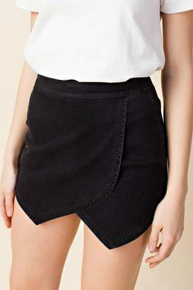 Honey Punch High Waisted Skirt