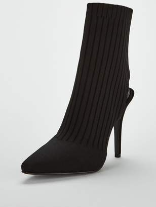 KENDALL + KYLIE Adrian Cut Out Ankle Boot