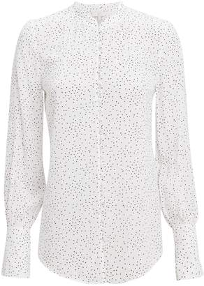 Joie Tariana Button Front Blouse