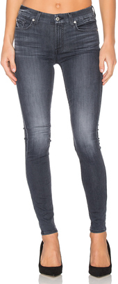 7 For All Mankind The Contour Skinny $179 thestylecure.com