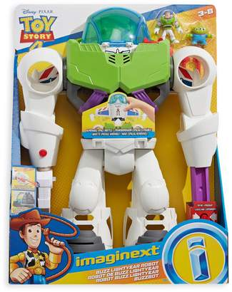 Toy Story Imaginext Buzz Lightyear Robot Playset GBG65