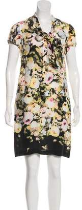 Paul Smith Floral Mini Dress