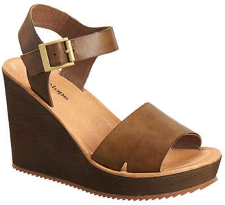 Antelope Wedge Sandal