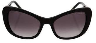 Nina Ricci Gradient Cat-Eye Sunglasses