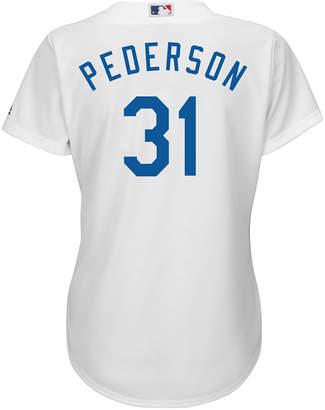 Majestic Women's Joc Pederson Los Angeles Dodgers Cool Base Jersey