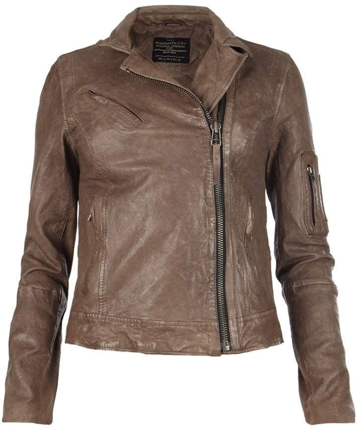 Marsden Leather Jacket