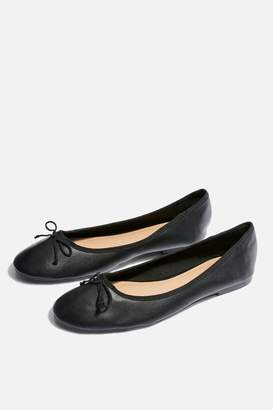 Topshop VERITY Ballet Pumps