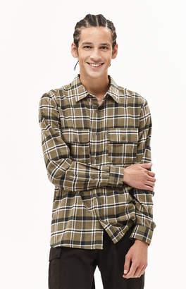 Hurley Dri-FIT Hemmingway Plaid Flannel Shirt