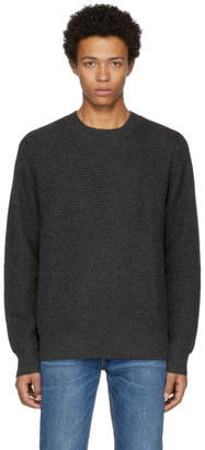 Levi's Levis Made and Crafted Black Pieced Sweater