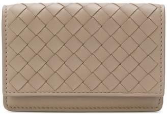 Bottega Veneta woven bi-fold wallet