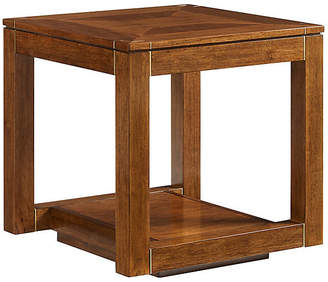 One Kings Lane Panorama Parsons Side Table - Goldenrod