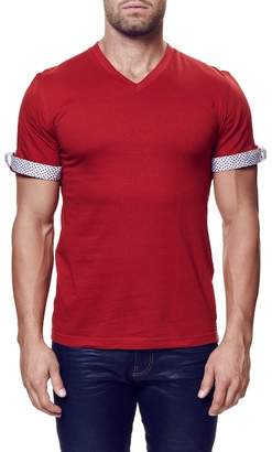 Maceoo V-Neck Contemporary Fit Tee (Big & Tall Available) $128 thestylecure.com