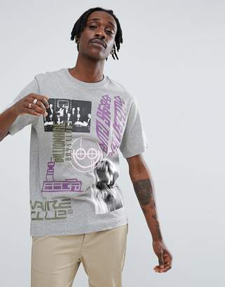 Billionaire Boys Club T-Shirt With Collage Print