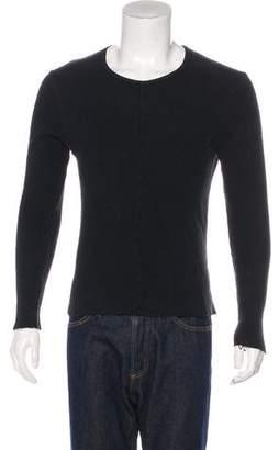 OAK Distressed Knit Sweater