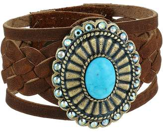 Leather Rock Dani Bracelet Bracelet