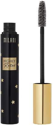 Milani Highly Rated Mascara Black