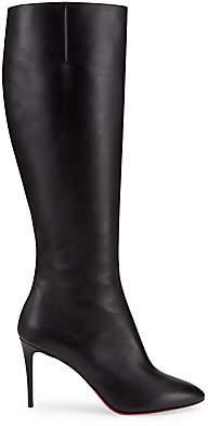 Christian Louboutin Women's Eloise Botta Leather Boots