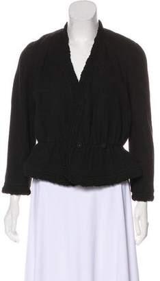 Nina Ricci Wool Tweed Jacket