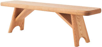 Co De Jong & Merton Oak Bench